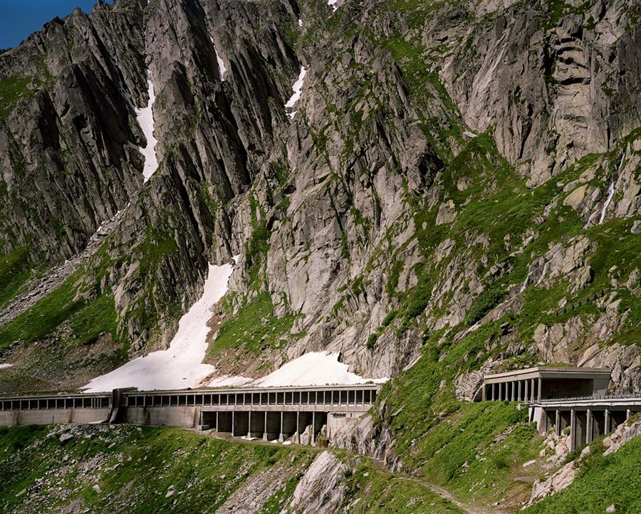 St. Gotthard Pass #45,2014